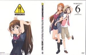 Rating: Safe Score: 17 Tags: disc_cover takanashi_kozue takanashi_nazuna taneshima_poplar working!! User: hecfa