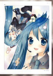 Rating: Safe Score: 11 Tags: hatsune_miku vocaloid yui_(artist) User: cheese