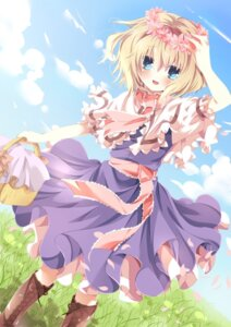 Rating: Safe Score: 20 Tags: alice_margatroid nogi_takayoshi touhou User: ddns001