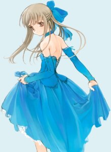 Rating: Safe Score: 15 Tags: dress littlewitch oyari_ashito User: petopeto