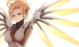 Rating: Safe Score: 19 Tags: bodysuit mercy_(overwatch) overwatch rafael-m wings User: charunetra