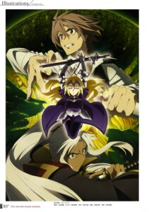 Rating: Questionable Score: 4 Tags: fate/apocrypha fate/stay_night yamada_yukei User: drop