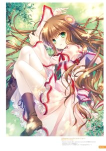 Rating: Safe Score: 40 Tags: digital_version kanbe_kotori rewrite seifuku tatekawa_mako thighhighs User: Twinsenzw