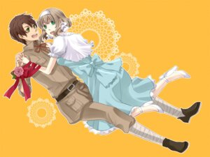 Rating: Safe Score: 1 Tags: 75 bandages belgium hetalia_axis_powers spain User: Radioactive