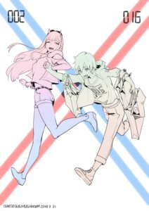 Rating: Safe Score: 31 Tags: darling_in_the_franxx gorgeous_mushroom hiro_(darling_in_the_franxx) horns zero_two_(darling_in_the_franxx) User: Spidey