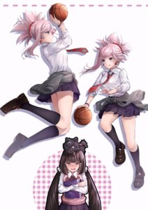 Rating: Safe Score: 21 Tags: basketball fate/grand_order hane_yuki heels miyamoto_musashi_(fate/grand_order) osakabe-hime_(fate/grand_order) seifuku sweater User: Nepcoheart
