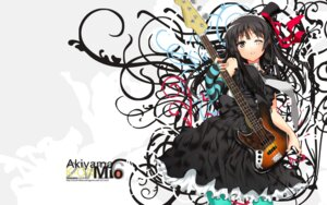 Rating: Safe Score: 35 Tags: akiyama_mio ch@r k-on! lolita_fashion pantyhose wallpaper User: Radioactive