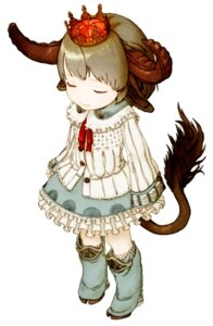 Rating: Safe Score: 16 Tags: animal_ears dress horns psycho_mato tail User: Radioactive