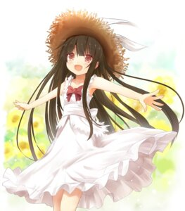 Rating: Safe Score: 68 Tags: dress efe houraisan_kaguya summer_dress touhou User: fairyren