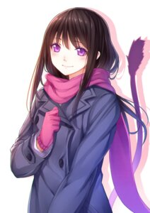 Rating: Questionable Score: 61 Tags: iki_hiyori noragami steelleets tail User: tbchyu001