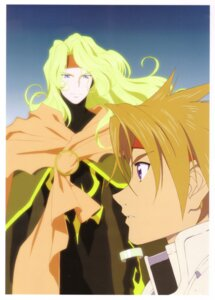 Rating: Safe Score: 1 Tags: cless_alvein dhaos tagme tales_of tales_of_phantasia User: Radioactive