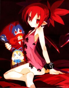 Rating: Questionable Score: 12 Tags: disgaea etna harada_takehito pantsu pointy_ears screening tail wings User: d1nonly2on