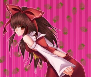 Rating: Safe Score: 5 Tags: hakurei_reimu japanese_clothes miko nonoko touhou User: konstargirl