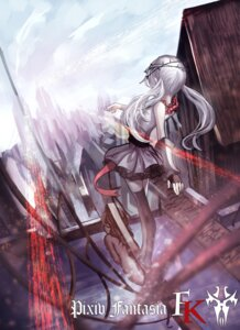 Rating: Safe Score: 15 Tags: baka_(mh6516620) pixiv_fantasia pixiv_fantasia_fallen_kings thighhighs User: Noodoll