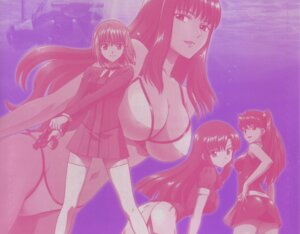 Rating: Questionable Score: 8 Tags: agent_aika aika_r-16 bikini cleavage crease dress erect_nipples gun mecha minamino_karen nagisa_risako seifuku shingai_eri sumeragi_aika swimsuits thighhighs yamauchi_noriyasu User: Radioactive