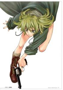 Rating: Safe Score: 9 Tags: cal_devens gun phantom_of_inferno shiki_satoshi User: Share