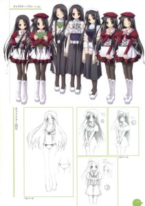 Rating: Safe Score: 5 Tags: 11eyes character_design ozawa_yuu pantyhose seifuku tachibana_kukuri User: crim