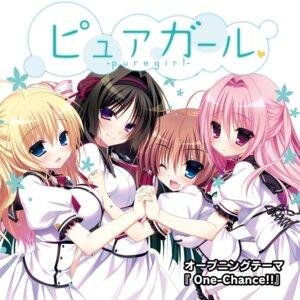 Rating: Safe Score: 25 Tags: digital_version disc_cover front_wing hoshizuki_sora kanadome_miyako kuchifusa_yogiri mekami_suzu nanaca_mai pure_girl seifuku User: blooregardo