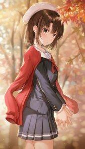 Rating: Safe Score: 39 Tags: katou_megumi saenai_heroine_no_sodatekata seifuku sweater tokkyu User: Arsy