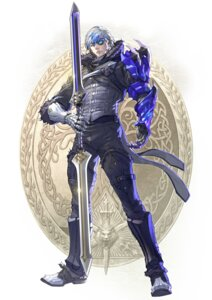 Rating: Safe Score: 6 Tags: armor gr0h kawano_takuji male namco soul_calibur soul_calibur_vi sword weapon User: Yokaiou