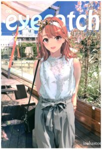 Rating: Safe Score: 65 Tags: isshiki_iroha ponkan_8 yahari_ore_no_seishun_lovecome_wa_machigatteiru. User: NotRadioactiveHonest