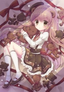 Rating: Safe Score: 27 Tags: animal_ears mana_(artist) tail User: Mr_GT