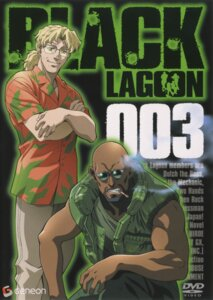 Rating: Safe Score: 1 Tags: benny black_lagoon disc_cover dutch male User: Radioactive