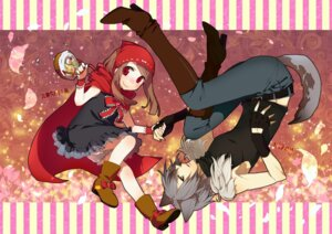 Rating: Safe Score: 11 Tags: amegami_rai animal_ears little_red_riding_hood_(character) red_riding_hood tail User: Radioactive