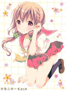 Rating: Safe Score: 77 Tags: hinako_note march-bunny sakuragi_hinako seifuku User: yong