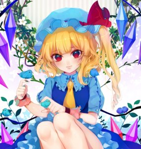 Rating: Safe Score: 17 Tags: daimaou_ruaeru flandre_scarlet touhou wings User: Mr_GT