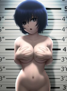 Rating: Questionable Score: 70 Tags: areola breast_hold cleavage naked nazo_no_kanojo_x siraha urabe_mikoto User: gnarf1975
