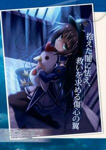 Rating: Safe Score: 20 Tags: hayakawa_harui oribe_rin pantyhose uniform valkyrie_impulse User: Hatsukoi