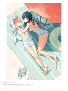 Rating: Safe Score: 10 Tags: bikini koito_yuu nakatani_nio nanami_touko swimsuits yagate_kimi_ni_naru User: kiyoe