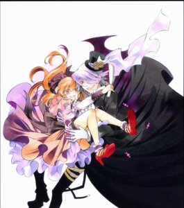 Rating: Safe Score: 6 Tags: mochizuki_jun pandora_hearts shalon_rainsworth xerxes_break User: hirotn