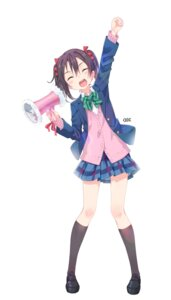 Rating: Safe Score: 29 Tags: love_live! seifuku yazawa_nico yunamul User: Zenex