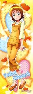 Rating: Safe Score: 5 Tags: happiness_charge_precure! oomori_yuuko pretty_cure satou_masayuki stick_poster User: drop