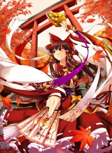 Rating: Safe Score: 27 Tags: hakurei_reimu miko ouma_tokiichi touhou User: Mr_GT