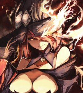 Rating: Safe Score: 43 Tags: blazblue cleavage konoe_a_mercury no_bra venomrobo witch User: Mr_GT
