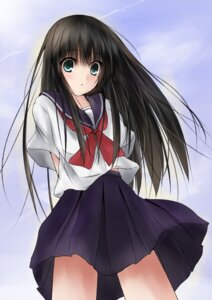 Rating: Safe Score: 10 Tags: seifuku sena_chifuyu User: hk_200