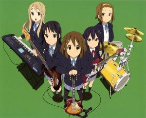 Rating: Safe Score: 32 Tags: akiyama_mio guitar hirasawa_yui horiguchi_yukiko k-on! kotobuki_tsumugi nakano_azusa pantyhose seifuku tainaka_ritsu User: donicila