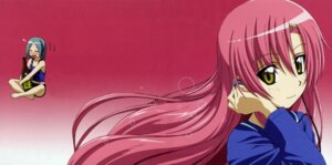 Rating: Safe Score: 10 Tags: hayate_no_gotoku katsura_hinagiku katsura_yukiji screening User: Sandman1