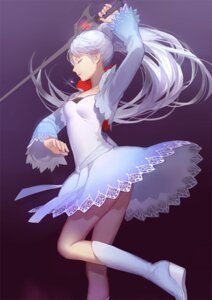 Rating: Safe Score: 75 Tags: asukaziye rwby sword weiss_schnee User: zero|fade