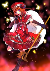 Rating: Safe Score: 2 Tags: eva_beatrice pun2 umineko_no_naku_koro_ni User: 洛井夏石