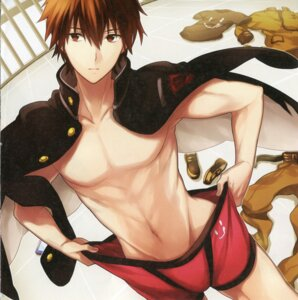 Rating: Safe Score: 12 Tags: bleed_through fate/extra fate/extra_ccc fate/stay_night male male_protagonist_(fate/extra) nakahara paper_texture type-moon undressing User: DDD