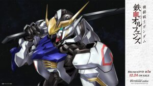 Rating: Safe Score: 11 Tags: arisawa_hiroshi gundam gundam_iron-blooded_orphans mecha mobile_suit_gundam User: Korino