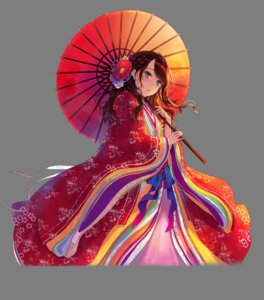 Rating: Safe Score: 28 Tags: japanese_clothes sudach_koppe transparent_png umbrella User: BattlequeenYume