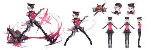 Rating: Questionable Score: 8 Tags: character_design fei_mao garter guitar uniform User: Dreista