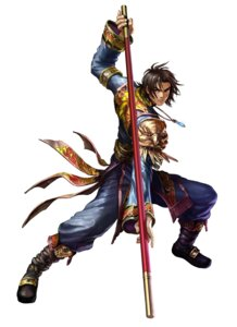 Rating: Safe Score: 4 Tags: kilik male namco soul_calibur weapon User: Radioactive