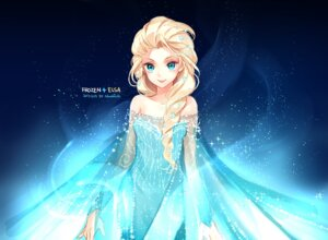 Rating: Safe Score: 78 Tags: dress elsa_(frozen) frozen nardack User: fairyren