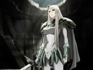 Rating: Safe Score: 10 Tags: armor claymore galatea miscredited User: Radioactive